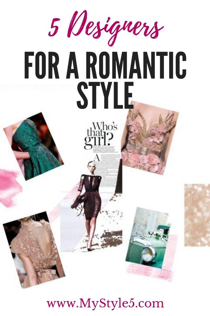 Fashion Designers who bring the romanceFashion Designers who bring the romance