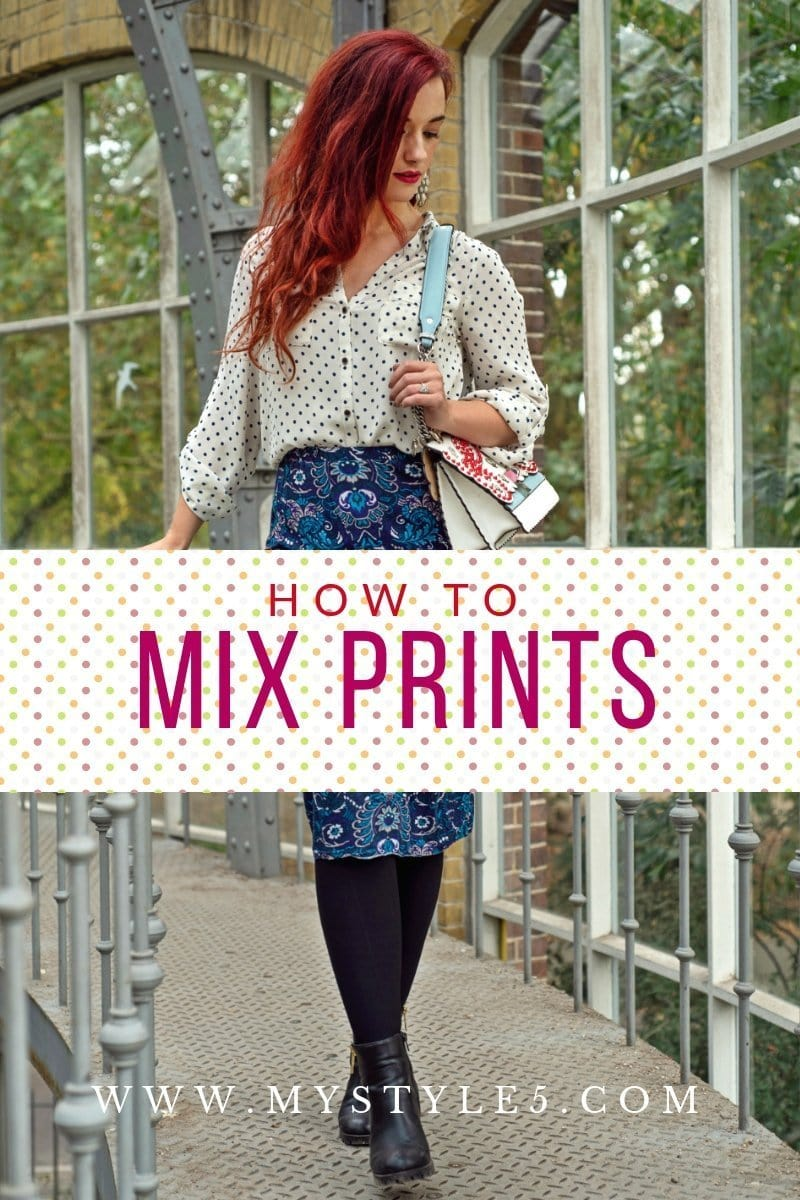 5 Tips for Mixing and Matching Prints