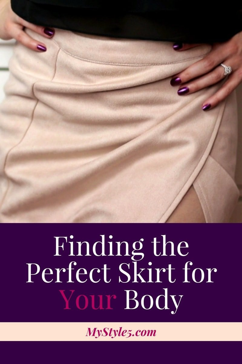 The Perfect Skirt for Your Body Type