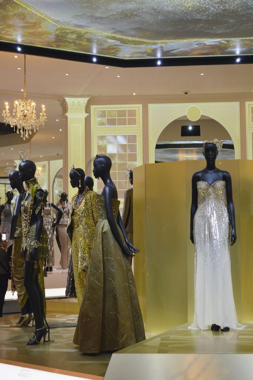Christian Dior Ballroom Gowns