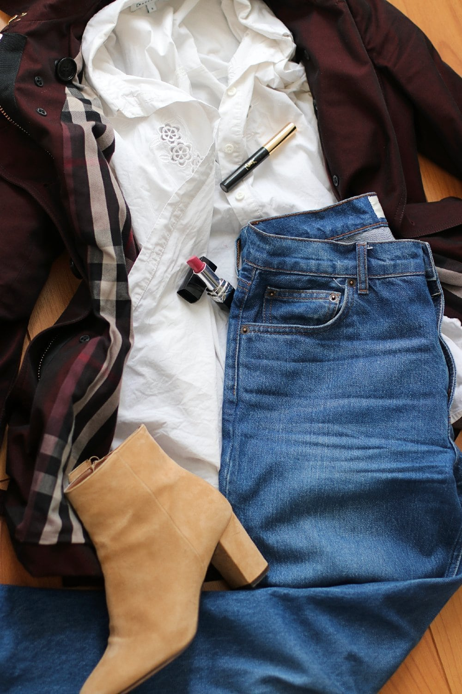 light wash jeans reformation