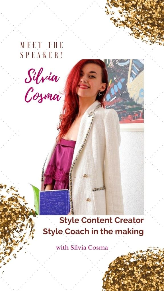 Silvia Cosma Women's Personal Style Coach