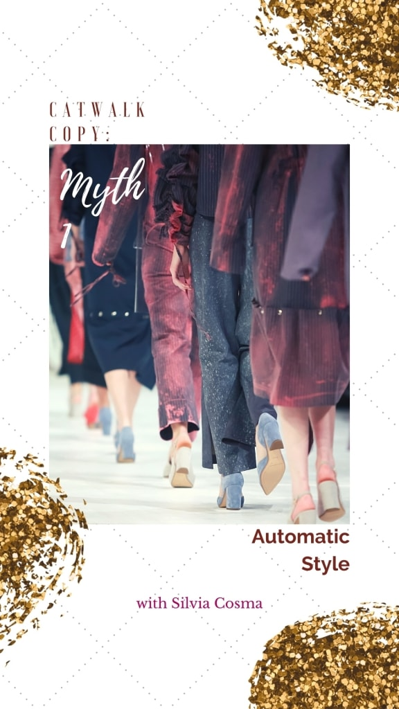 Women's Personal Style Fashion Myths