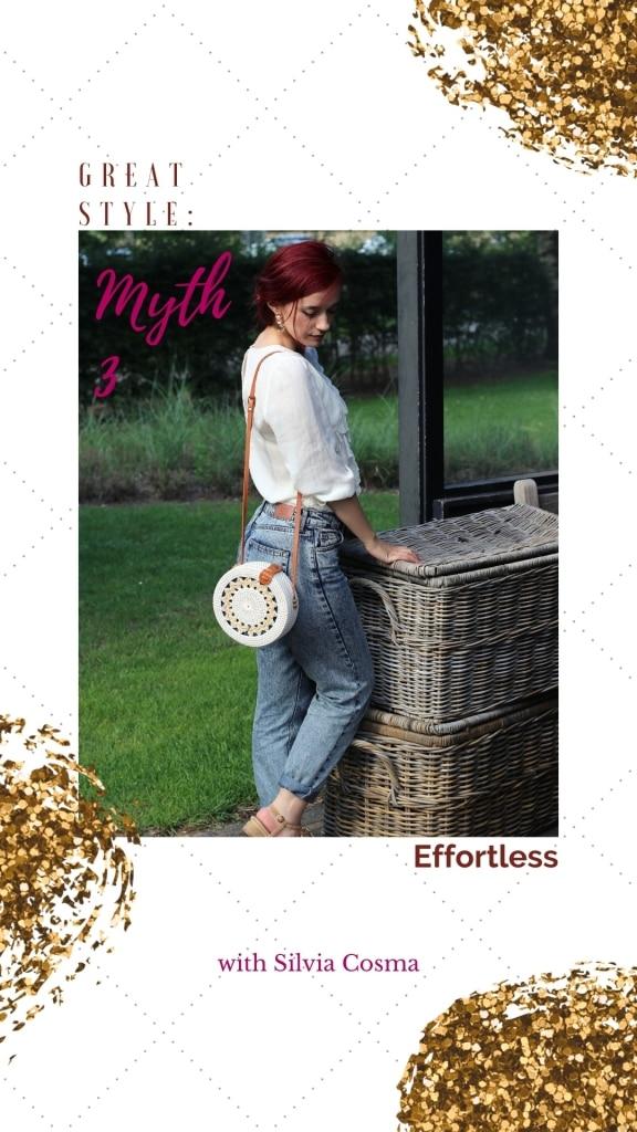 Is great style effortless