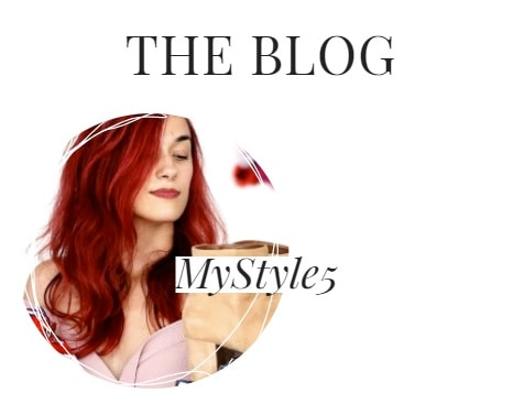 MySTyle5 personal style blog